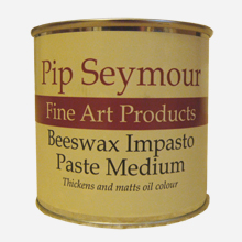 Beeswax Impasto Paste Medium